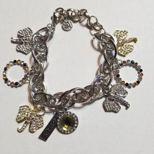 Sassy Jones - Babar chain bracelet